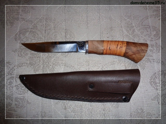 нож Лис 1