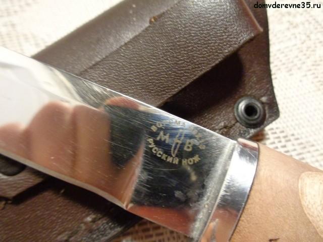 нож Лис рукоятка