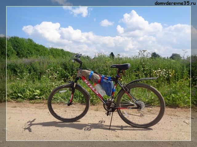 отчет о велопоходе